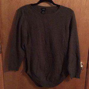 Rue 21 Green Sweater
